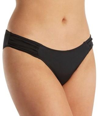Smart & Sexy Womens Swim Secret Side Ruched Swim Bottom