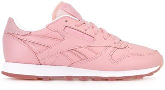 Reebok 'Classic Leather Face' sneakers $89.11 thestylecure.com