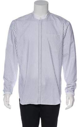 Tim Coppens Band Collar Snap Shirt w/ Tags