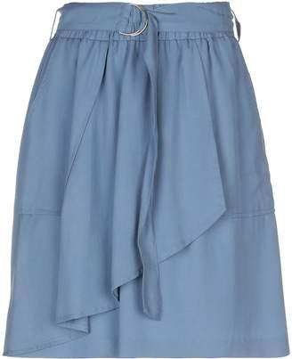 Blumarine Knee length skirts - Item 35388988JV