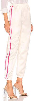 by the way. Nola Double Strip Track Pant