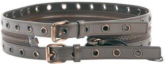 Celine Leather Belt