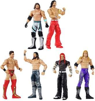 WWE Wrestlemaina Figure Battle Assortment