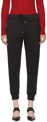 DSQUARED2 Black Icon Classic Fit Lounge Pants