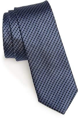 1901 Vinca Solid Silk Tie