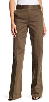Frame High Rise Pocket Trousers