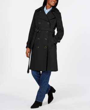 Michael Kors Michael Double-Breasted Belted Coat