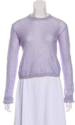 agnès b. Mohair Knit Sweater