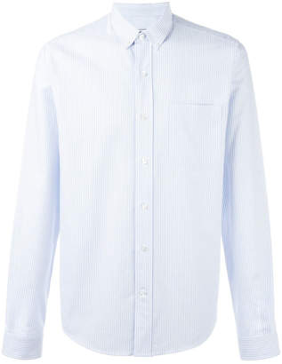 Ami Alexandre Mattiussi Button down stripped shirt