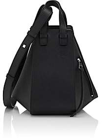 Loewe Women's Hammock Small Leather Bag - Black