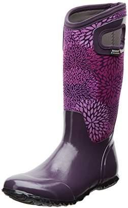 Bogs Women's North Hampton Floral Rain Boot