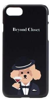 [Unisex]ILP Logo I-Phone 8 Case Ver.2 Black