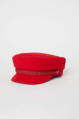 H&M Captain's Cap - Red