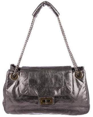Chanel Perforated Drill Flap Bag