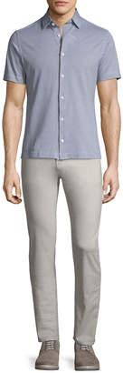 J Brand Men's Kane Montauk Slim-Straight Pants