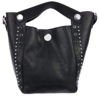 3.1 Phillip Lim Studded Small Dolly Bucket Bag
