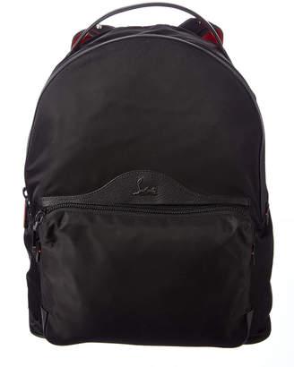 Christian Louboutin Backloubi Nylon Backpack