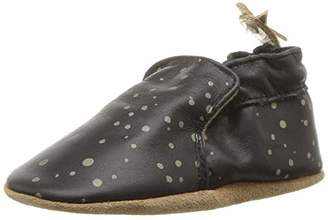 Robeez Soft Soles with Bow Back Crib Shoe