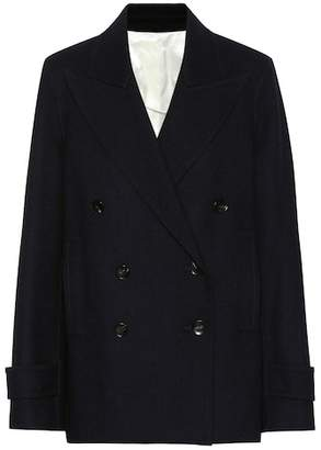 Joseph Optima wool-blend peacoat