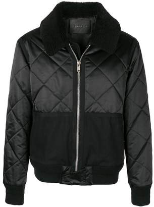 Givenchy quilted bomber jacket
