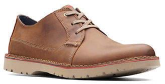 Clarks Men's Vargo Walk Leather Oxfords