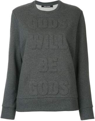 Neil Barrett Gods Will be Gods top
