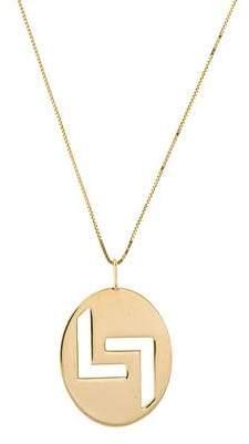 Lana 14K Luck N' Love Pendant Necklace