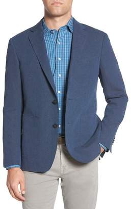 RODD AND GUNN Point Break Sport Fit Cotton & Linen Blazer
