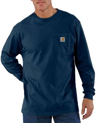 Carhartt Workwear Pocket Long-Sleeve T-Shirt - Men's