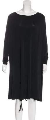 AllSaints Jersey Mini Dress