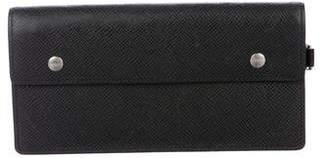 Louis Vuitton Taiga Accordeon Wallet