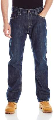 Ariat Flame Resistant M4 Low Rise Boot Cut Jean, Boundary Shale, 33 x 36