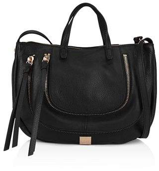 Kooba Monteverde Leather Satchel