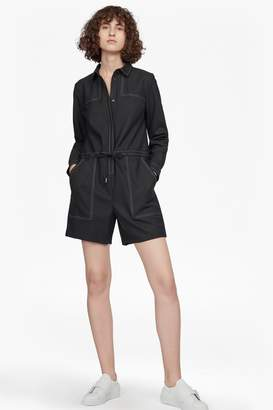 French Connenction Winter Tallulah Playsuit