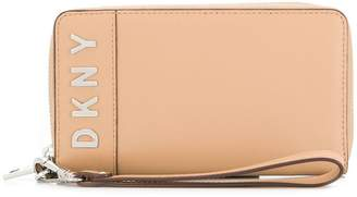 DKNY all-around zip wallet