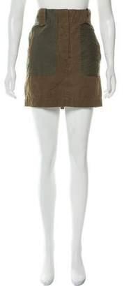 Etoile Isabel Marant Denim Mini Skirt
