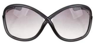 Tom Ford Whitney Gradient Sunglasses