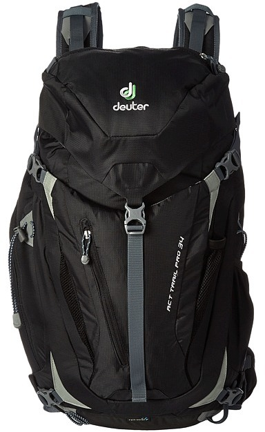 Deuter - ACT Trail Pro 34 Backpack Bags