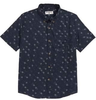 Billabong Sundays Print Woven Shirt