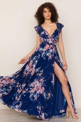 Yumi Kim Full Bloom Maxi Dress