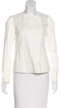 Vince Lightweight Asymmetrical Jacket