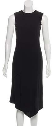 DKNY Sleeveless Midi Dress