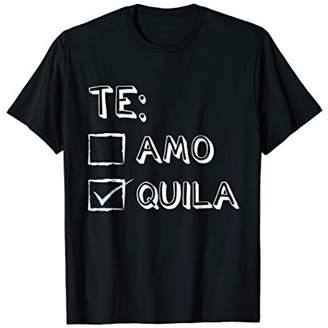 Funny Tequila Shirt