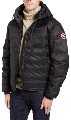 Men's Canada Goose 'Lodge' Slim Fit Packable Hoodie $550 thestylecure.com