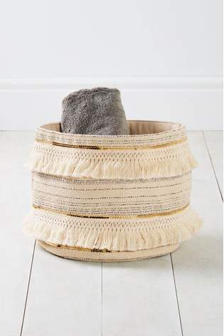 Next Tassle Basket