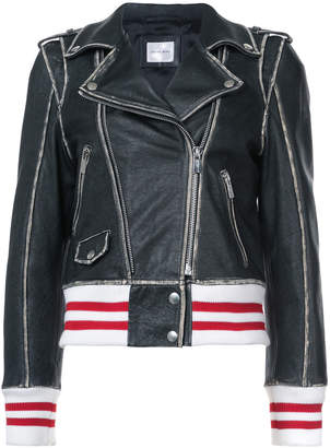 Anine Bing Quinlan leather jacket