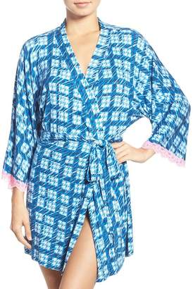Honeydew Intimates All American Short Robe
