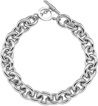 Amanda Wakeley Chunky Silver Necklace