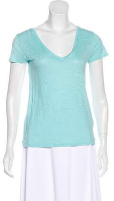 Calypso Linen Short Sleeve T-Shirt w/ Tags