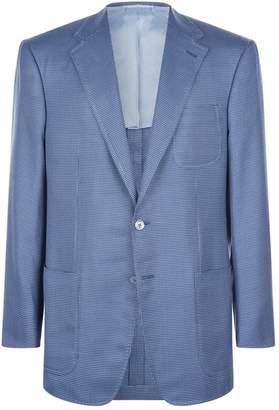 Stefano Ricci Tonal Check Jacket